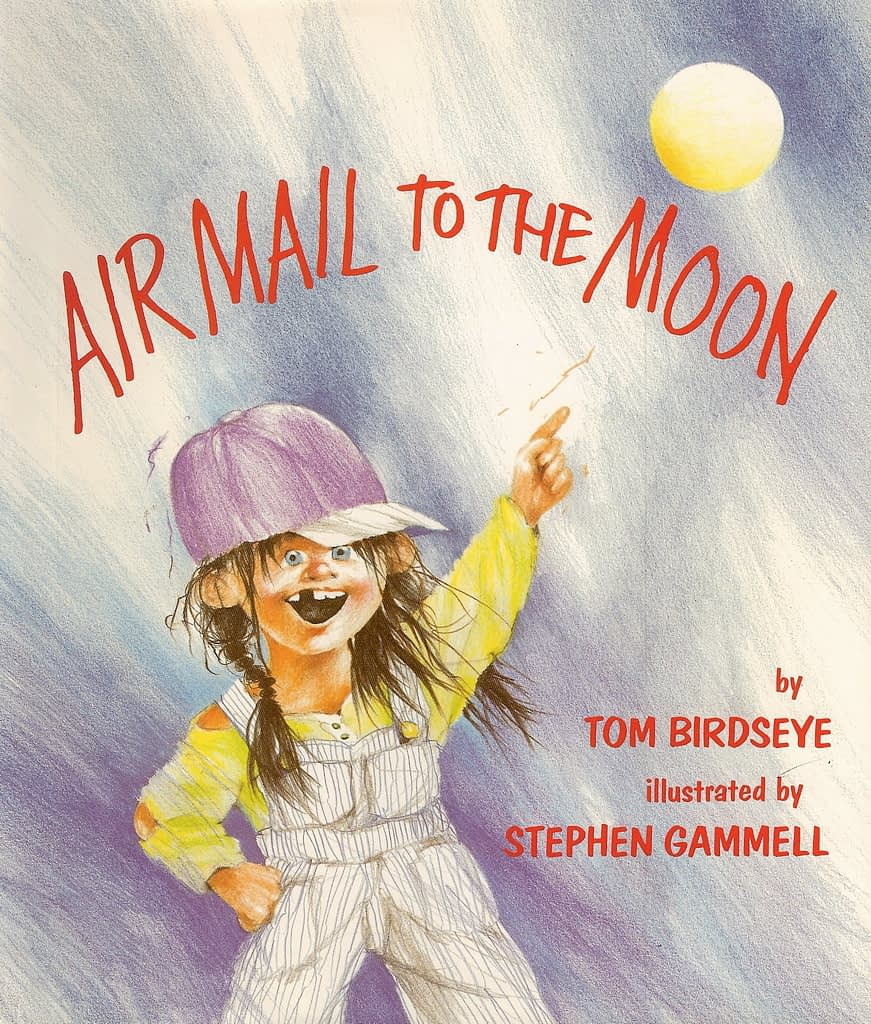 Airmail to the Moon
