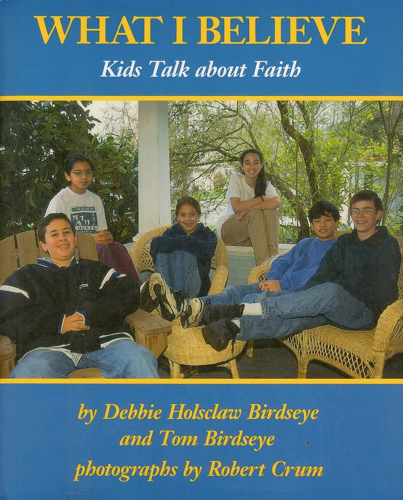 What I Believe: Kids Talk About Faith