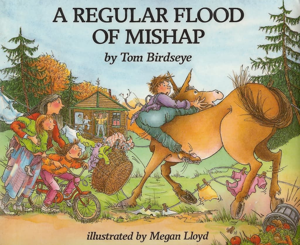 A Regular Flood of Mishap